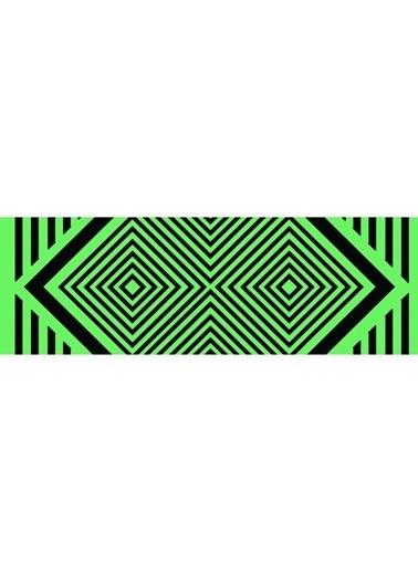 Artikel Geometirk Çizgiler Runner Masa Örtüsü 43,5x141,5cm Renkli